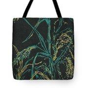 Moonlight Wheat Tote Bag
