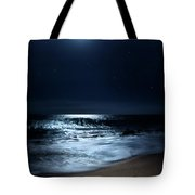 Moonlit Coconut Tote Bag
