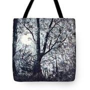 Moonlit Forest  Tote Bag