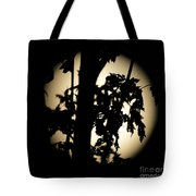 Moonlit Leaves No 1 Tote Bag