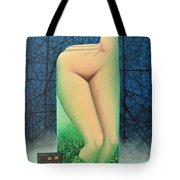 Moonlit Night- A Tote Bag