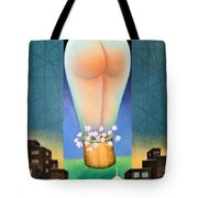 Moonlit Night-b Tote Bag