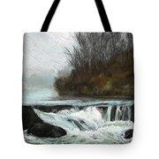 Moonlit Serenity Tote Bag