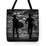 Moonlit Stroll Tote Bag