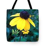 Moonlit Yellow Tote Bag
