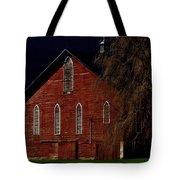 Moonlite 1900 Barn Tote Bag