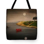 Moonlite Night Tote Bag