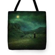 Moonloop Tote Bag