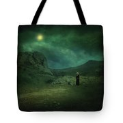 Moonloop Tote Bag