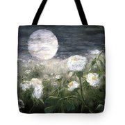 Moonpoppies Tote Bag