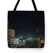 Moonrise Over New Orleans Tote Bag