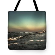 Moons Glow  Tote Bag by Kim Loftis