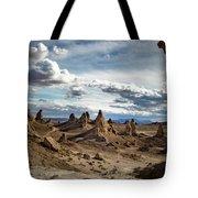 Moonscape Pinnacles Tote Bag