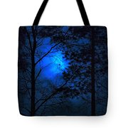 Moonshine 03 Bad Moon Rising Tote Bag