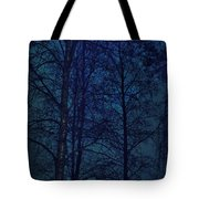 Moonshine 12 Blue Sky Tote Bag