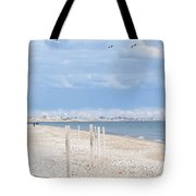 Moonstone Beach Tote Bag
