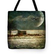 Moonstruck Tote Bag by Lois Bryan