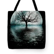 Moontree Tote Bag
