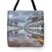 Moor Lake Tote Bag