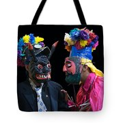Moor Masks  Tote Bag