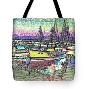 Moorage Tote Bag