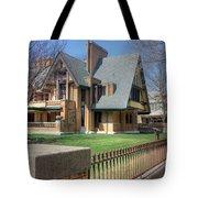 Moore-dugal House Tote Bag