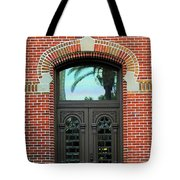 Moorish Door Tote Bag