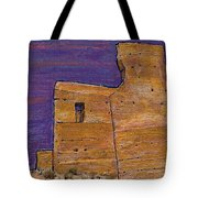 Moorish Fort In Jumilla Tote Bag