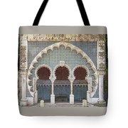 Moorish Fountain Of Sintra Tote Bag