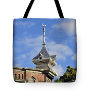 Moorish Minaret Tote Bag