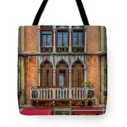 Moorish Style Windows Venice_dsc1450_02282017 Tote Bag
