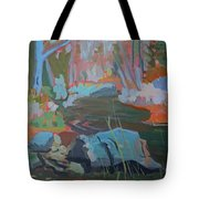 Moose Lips Brook Tote Bag