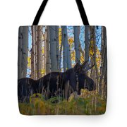 Moosey Tote Bag