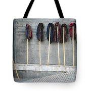 Mop Court Tote Bag