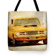 Mopar Racing Tote Bag