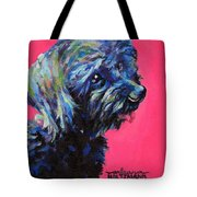 Moppet Tote Bag