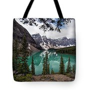 Moraine Lake Tote Bag