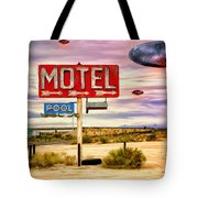 More Bloody Tourists Tote Bag