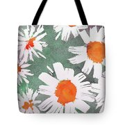 More Bunch Of Daisies Tote Bag