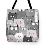 More Cats Tote Bag