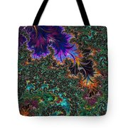 More Fractals Two Tote Bag