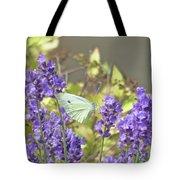 More Lavender Love Tote Bag