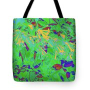 More Night Bloomers 9 Tote Bag