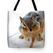 More Nuts Please Tote Bag