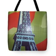 More Parisian  Murals.....  Tote Bag