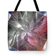 More Shattered Art Tote Bag