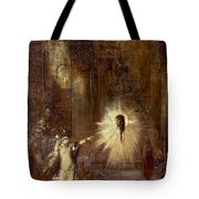 Moreau: Apparition, 1876 Tote Bag