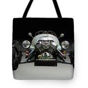 Morgan 3 Wheeler Front End Tote Bag