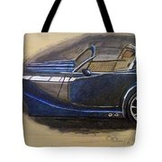 Morgan Aero Tote Bag