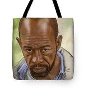 Morgan Tote Bag by Antonio Romero